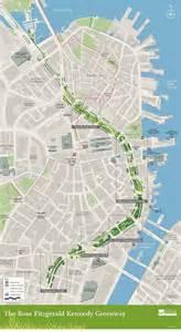 kenedy map 10 great things to do boston cambridge massachusetts