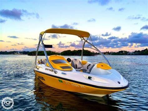 sea doo sportster jet boat for sale 2005 used sea doo sportster 4 tec jet boat for sale