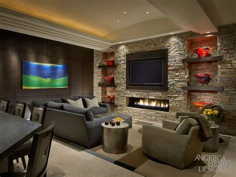 Sofas Traditional Style by 25 Cozy Living Rooms With Fireplaces