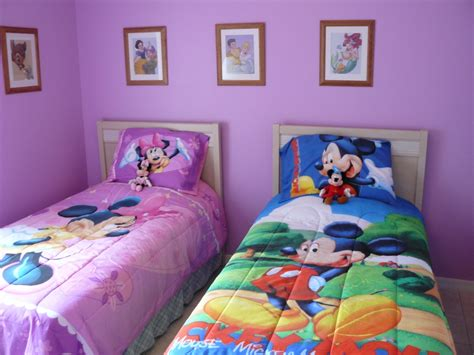 Mickey Mouse Bedroom Designs Mickey Mouse Bedroom Theme Decor For