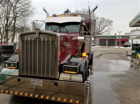 used w900 kenworth trucks for sale in canada 1997 kenworth w900 for sale used trucks on buysellsearch