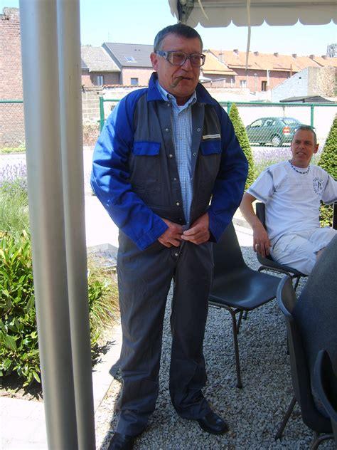Imo Overol limburg boven met twee vakbondstoppers weleer abvv