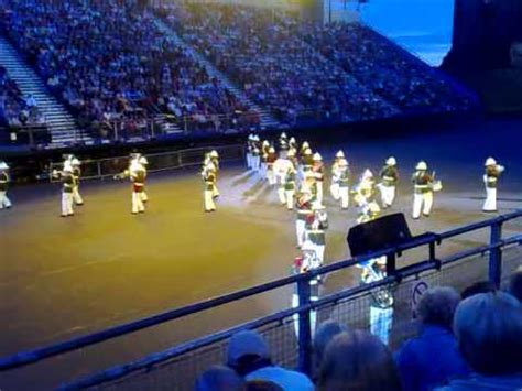 edinburgh tattoo going home edinburgh tattoo 2009 army band of tonga youtube