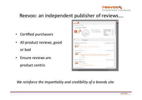 independent provillus reviews consumer reevoo why brands are choosing independent consumer reviews