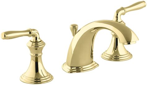 Kohler Brass Kitchen Faucet Faucet K 394 4 Pb In Polished Brass By Kohler