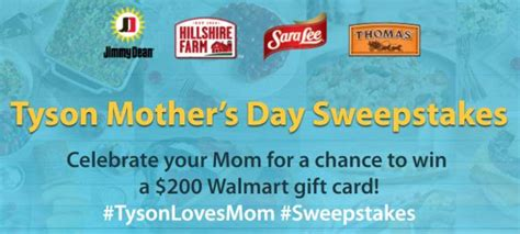 Walmart Gift Card Rules - tyson loves mom tysonlovesmom sweepstakes