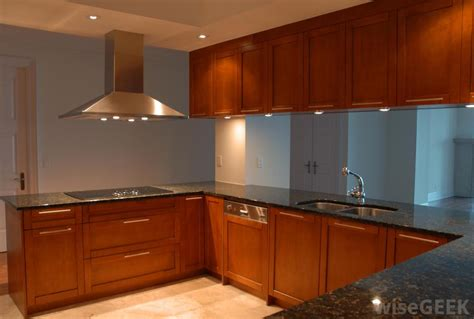 Cabinet Lights Kitchen What Are The Advantages To Buying Unfinished Cabinets