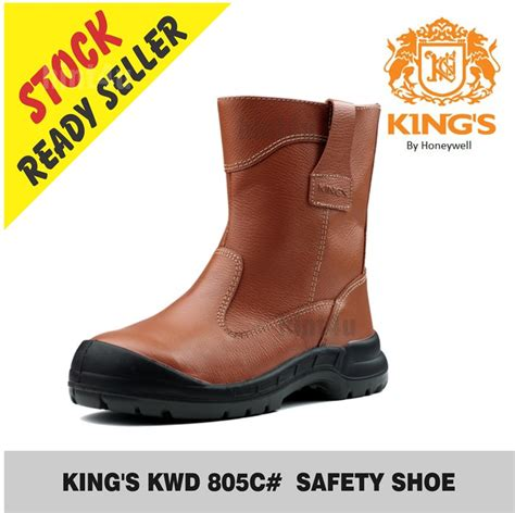 Sepatu Merk Fans king s kwd 805c safety shoe end 10 27 2018 9 15 pm