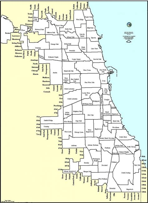 us map with cities chicago city of chicago zoning map zoning map chicago united