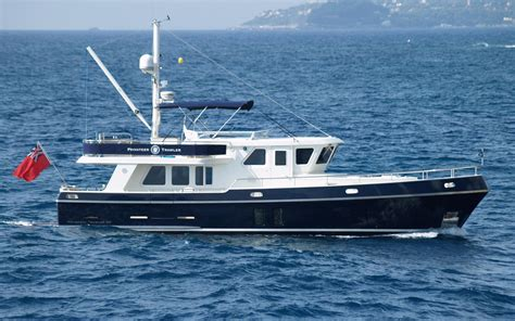 used trawler boats for sale 2012 privateer trawler 50 power boat for sale www