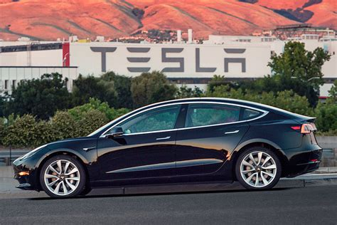 Tesla 3 Autobild by Tesla Model 3 2018 Test Und Infos Bilder Autobild De