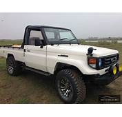 Toyota Land Cruiser Pickup 1989 For Sale In Lahore  PakWheels