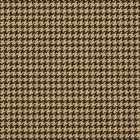 wool upholstery fabric espresso and beige houndstooth tapestry upholstery fabric