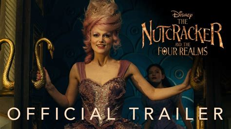the nutcracker and the four realms trailer studioflicks