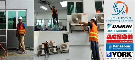 aircond electrical service sas global engineering services