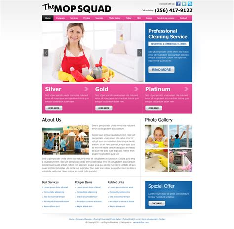 home page design sles custom web design and development service on affordable price