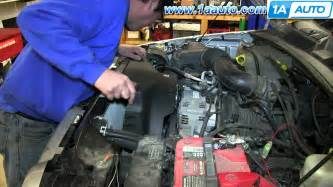 2005 Jeep Liberty Overheating How To Install Replace Radiator Cooling Fan 2006 07 Jeep