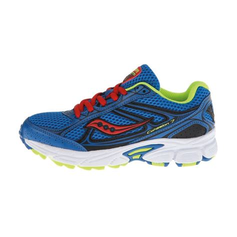 laces for running shoes saucony boys cohesion 7 lace running shoe kid big