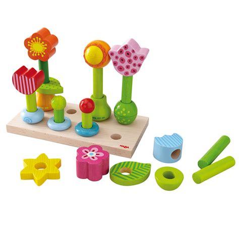 giochi dei fiori haba gioco da inserire giardino dei fiori 301551