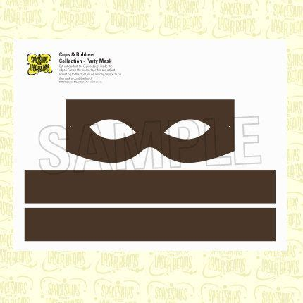 printable robber mask template 25 best ideas about robber mask on pinterest awesome