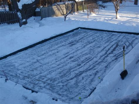 diy backyard ice rink 24 best images about ice skating rink diy on pinterest