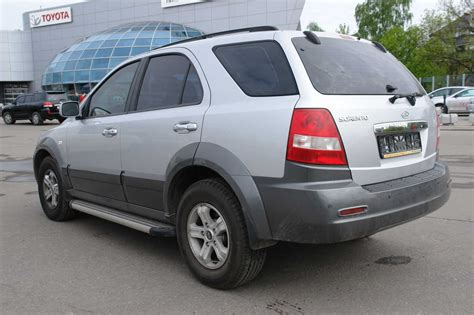 Kia Sorento For Sale 2004 Kia Sorento For Sale 3 5 Gasoline Automatic For Sale