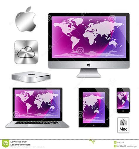 ordinateur de bureau apple ordinateurs de macbook d d iphone d imac d apple
