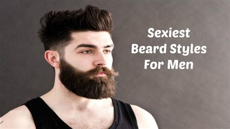 how to trim a beard 2 most popular beard styles youtube 10 new sexiest beard styles for men2017 2018 best hottest