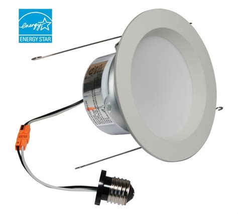 5 inch led recessed light retrofit 5 inch 9 6 watt 65 watt replacement dimmable led