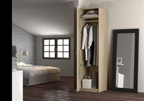 penderie sur mesure 5959 armoire 1 porte penderie maison design wiblia