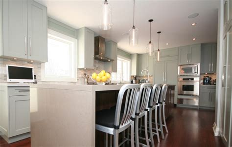 kitchen lights over island modern kitchen island lighting in canada