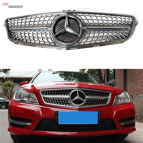 Ring Bumper Luxury Chrome Daihatsu Sigra all chrome diamonds grill for your beloved w204 sedan coupe wagon at only 133 only