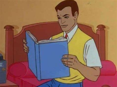 Guy Reading Book Meme - peter parker reading a book know your meme