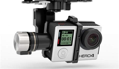 Hero4 Monkey gopro drone footage underwhelms and stocks continue to fall