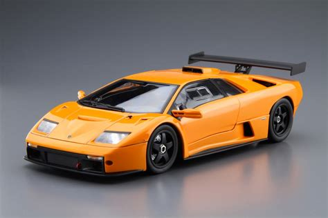 Lamborghini Diablo Model Car by Lamborghini Diablo Gtr Aoshima Car Model Kit
