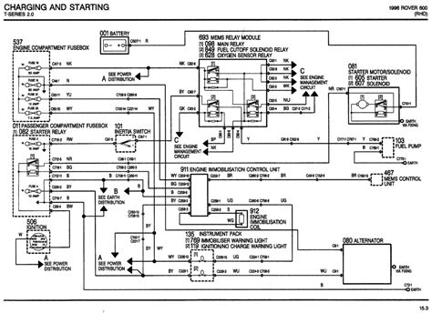 need a 620ti alternator charging wiring diagram mg rover org forums