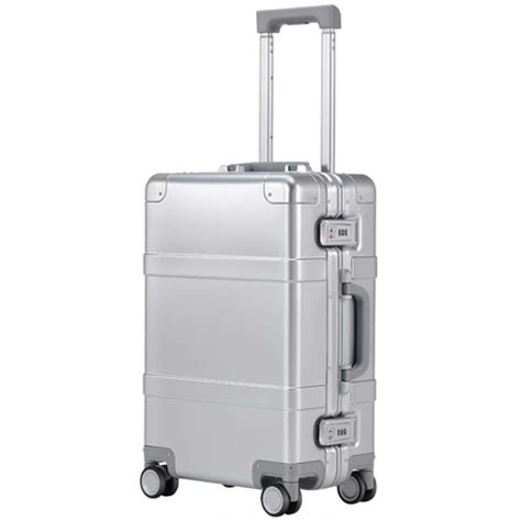 Xiaomi 90 Points Metal Suitcase by Runmi 90 Points Metal Suitcase 20 Quot Silver