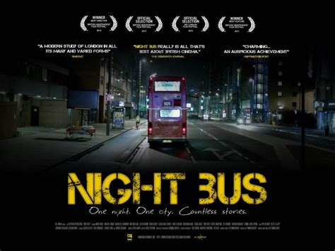 night bus short film meet simon baker britain s top rising filmmaker