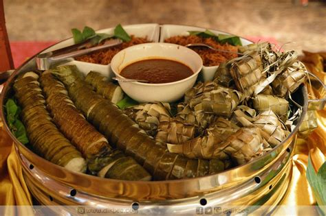 buffet ramadhan  dewan de seri endon puspanitapuri