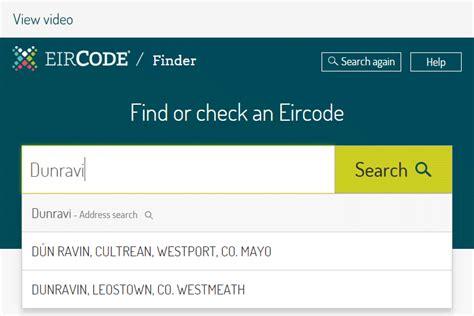 Address Finder Ireland Image Gallery Ireland Address Format