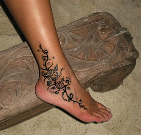 simple anklet tattoo design simple black love design of ankle tattoos dheris my