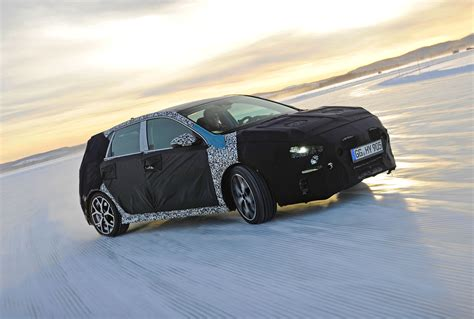 Winter Hyundai by News Hyundai S I30 N Getting All Sideways In Winter