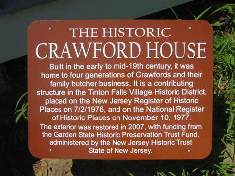 crawford house nj tinton falls nj crawford house
