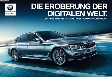 BMW 5er G30 Werbung 2017: Die Eroberung der digitalen Welt