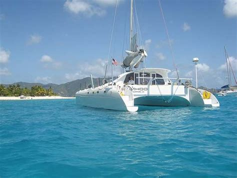 south african boatbuilder sells world s lightest catamaran - Catamaran Boat Builders South Africa