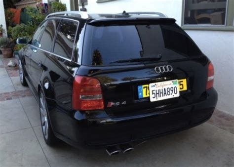 audi rs4 for sale craigslist non usa 2001 audi rs4 avant bring a trailer