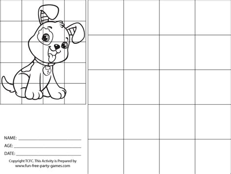 printable art grids drawing with grids cake ideas and designs