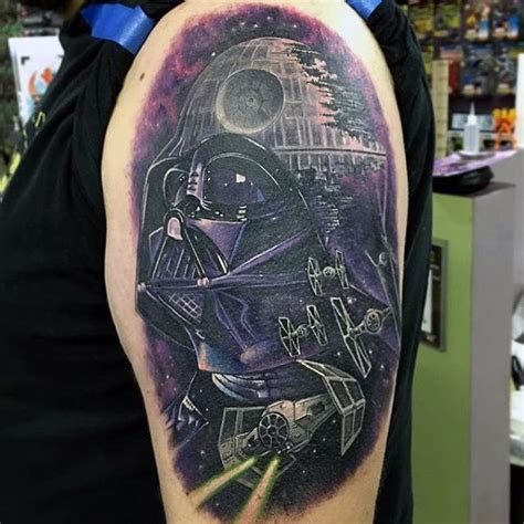 darth vader tattoo 100 darth vader designs for cool wars ideas