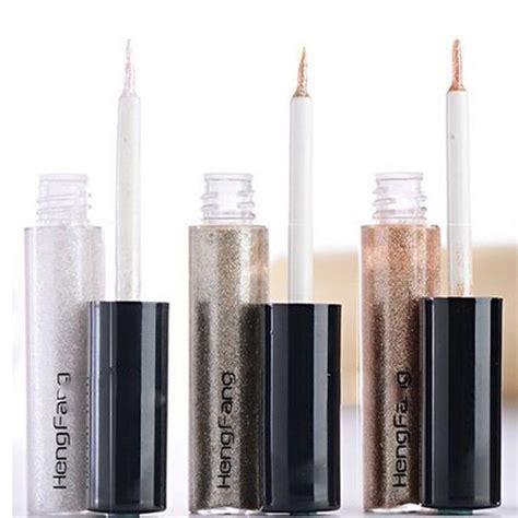 New Waterproof Eyeliner Birthday Eye Liner new arrival shiny makeup waterproof wear color glitter eyeliner liquid make up