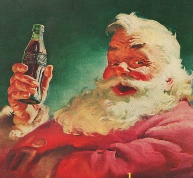 Coca Cola Santa Claus 4797 by Santa Claus And Coke Envisioning The American
